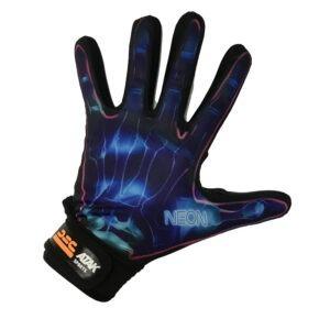 Atak-Neon-Football-Glove-New