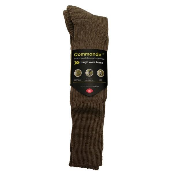 Commando-Sock-Beige