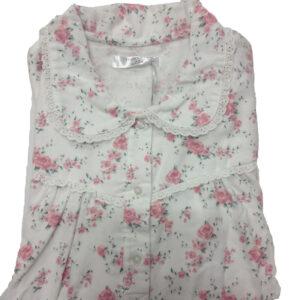 Ladies-Flannellette-Nightdress